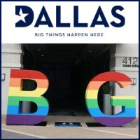 Dallas CVB LGBT Travel