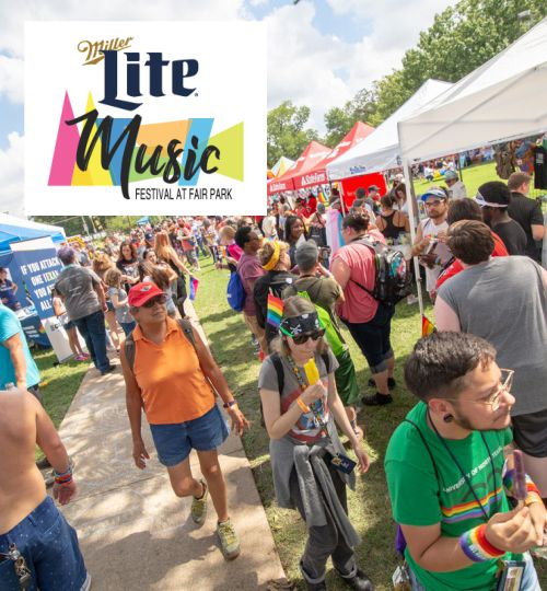 Miller Lite Music Festival in Fair Park