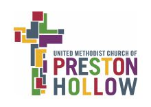 United Methodist Church Preston Hollow