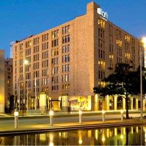 aLoft Hotel Downtown Dallas