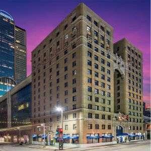 Hotel Indigo Downtown Dallas