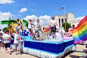 Dallas Pride 2019 - Parade Entries