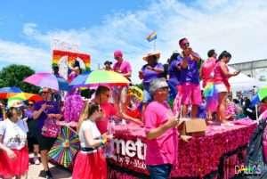 Dallas Pride 2019 - Sponsors VIPs