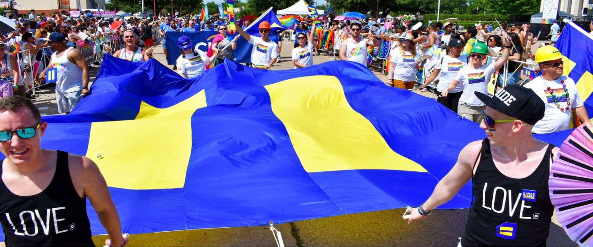 Alan Ross Texas Freedom Parade