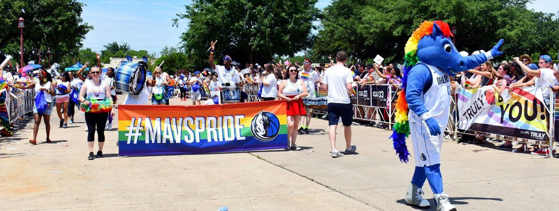 Dallas Pride Sponsorship Opportunities