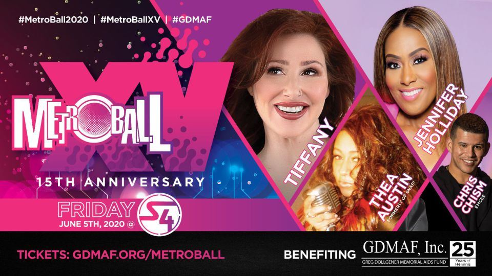 MetroBall XV - Fri, June 5