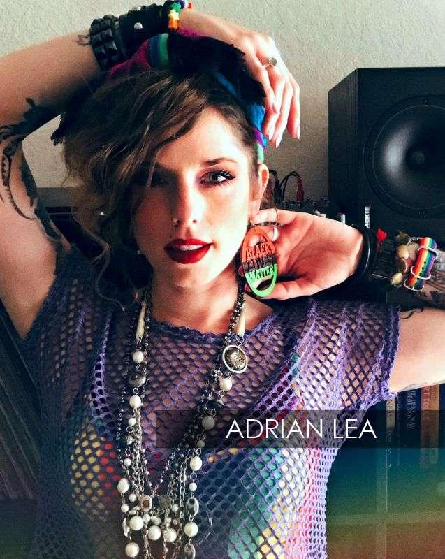 Adrian Lea