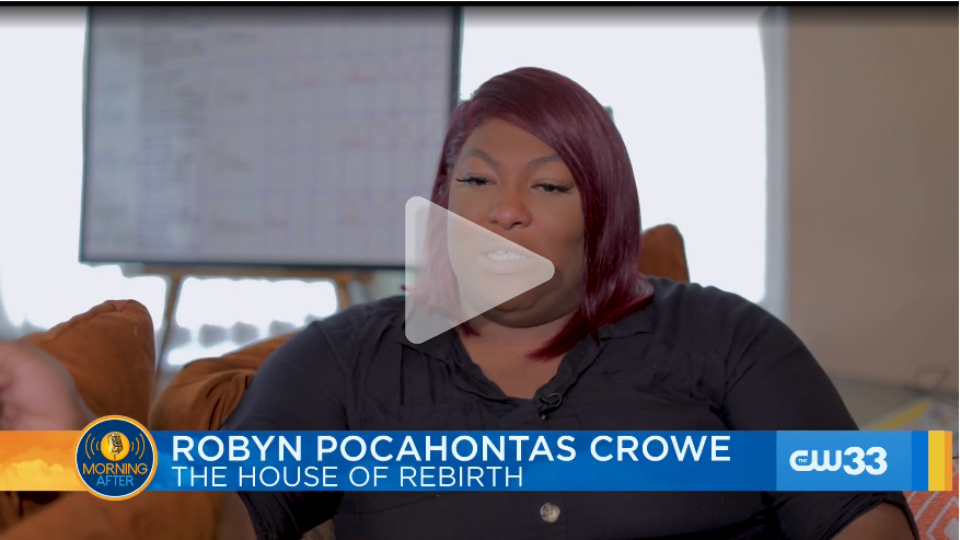 "Profiles In Pride - Robyn ""Pocahontas"" Crowe"