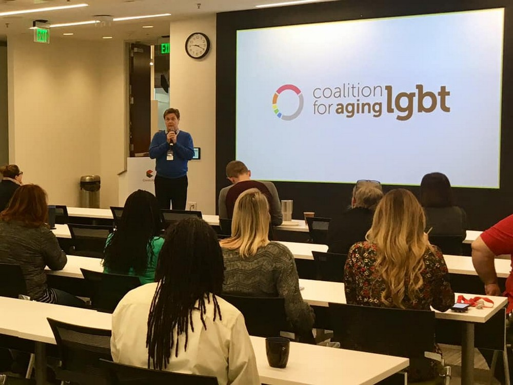 Coalition for Aging LGBT