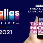 Pride 2021 Tickets Now On Sale