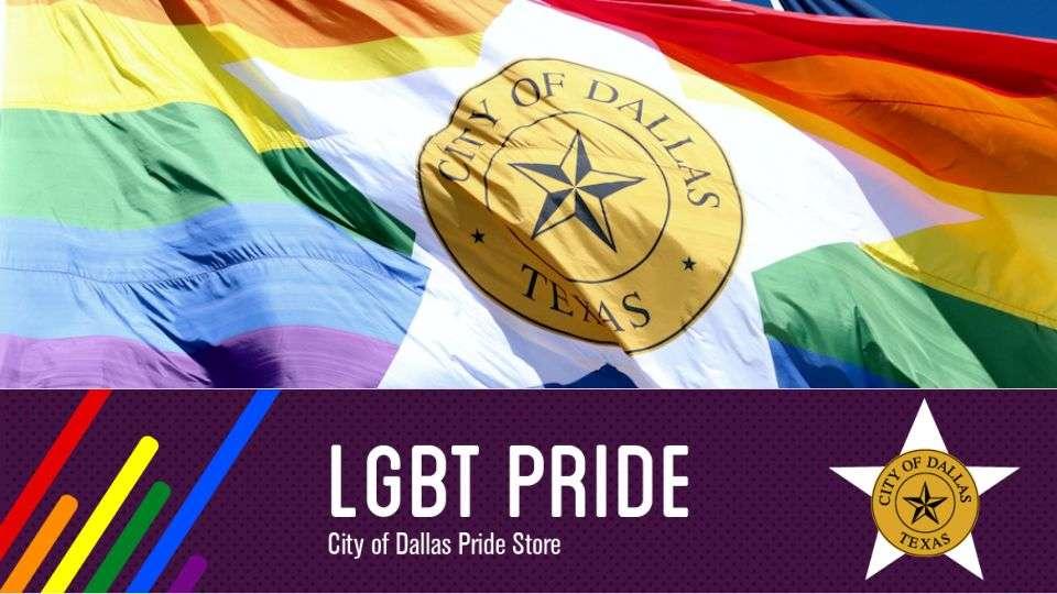 City of Dallas Pride Flag