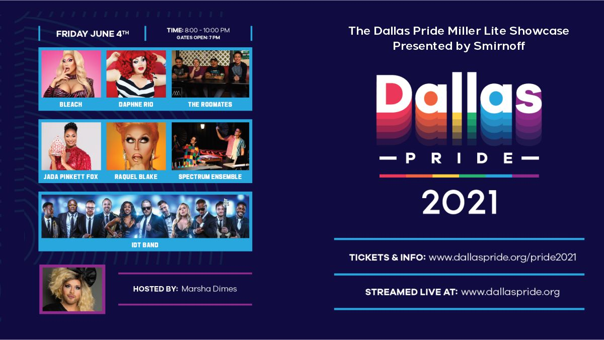Dallas Pride 2021 - Friday