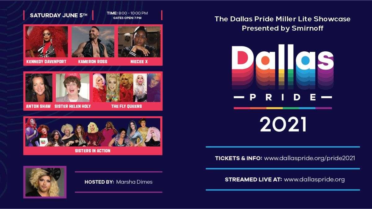 Dallas Pride 2021 - Saturday