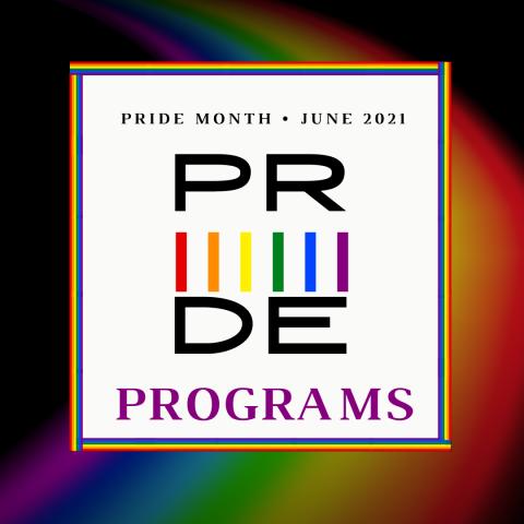 Dallas Public Library Pride Calendar